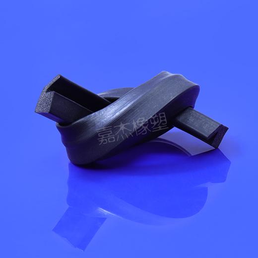 异形硅胶发泡条